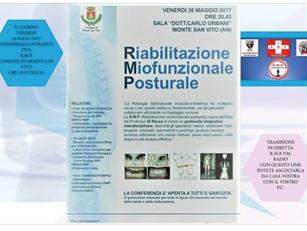 Riabilitazione Miofunzionale Posturale (RMP)