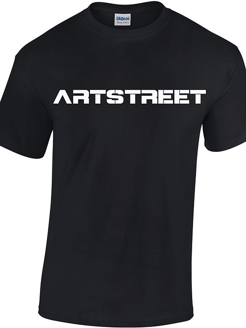 Tee-Shirt : ArtStreet Text