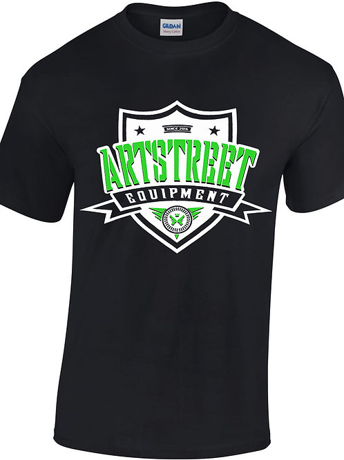 Tee-Shirt : Classique Vert