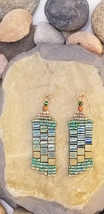 Emerald Short Tiles