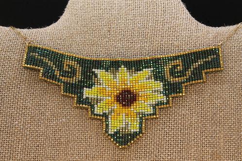 Sunflower Choker