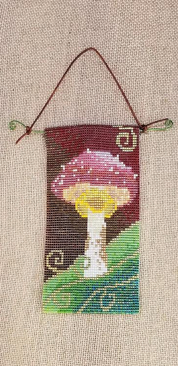 Amanita Muscaria Tapestry