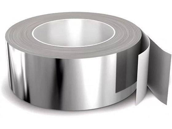 Лента алюминиевая (скотч фольгированный)