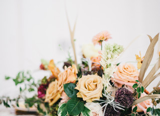 Vendor's Viewpoint featuring Gathered Floral Designs