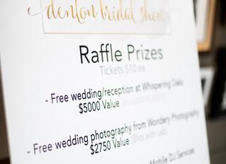 Raffle Prizes & Open Registration!