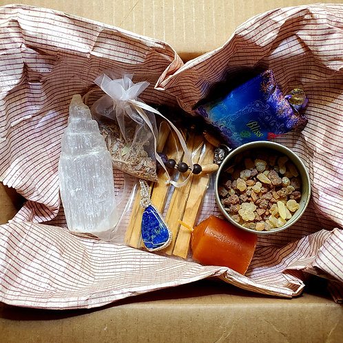 Small Witch Box