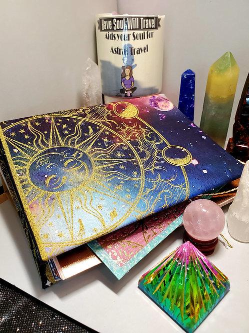 Astral Travel Journal Set