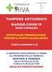 TAMPONE ANTIGENICO RAPIDO COVID-19 NASO-FARINGEO