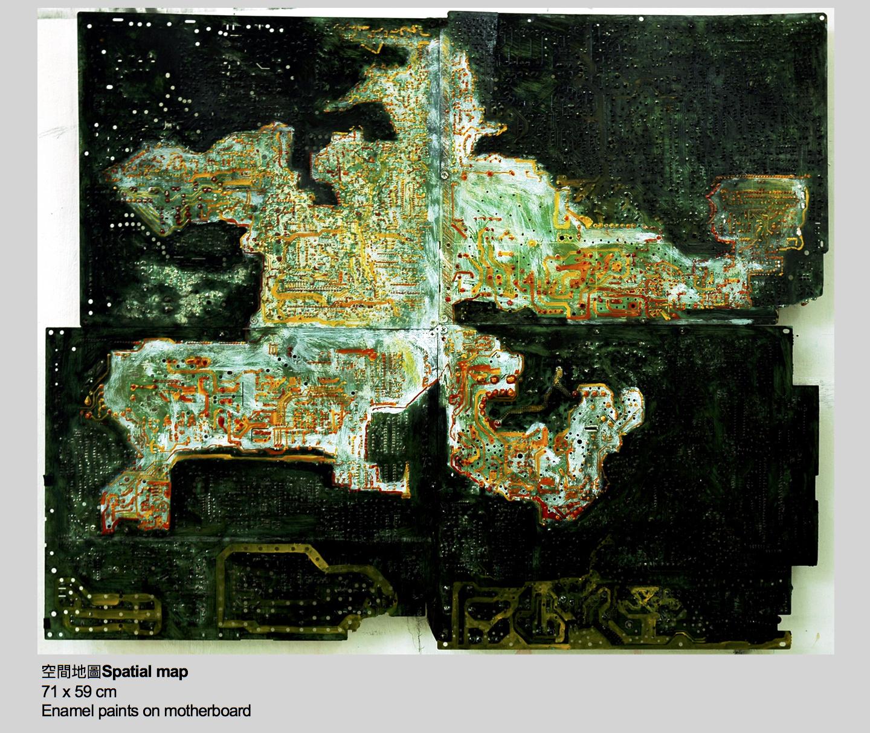 空間地圖Spatial map