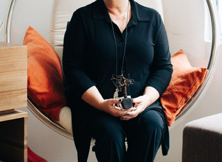 Art Consultant Alison Pickett's Favourite Hong Kong Object is a Tiny Tree