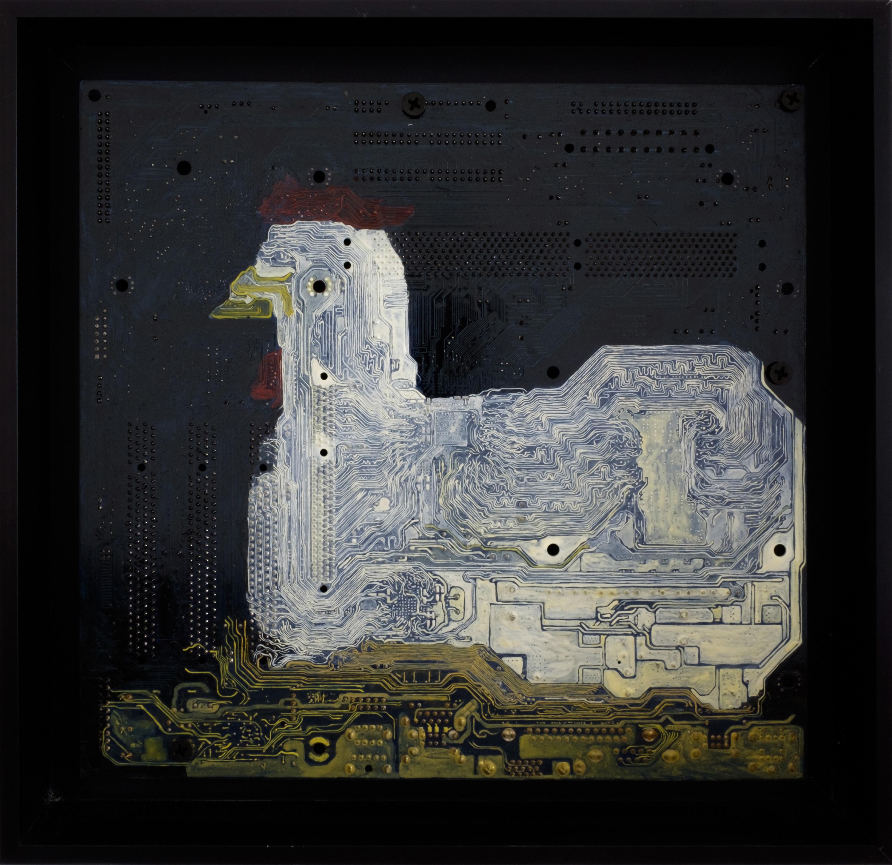 母雞 Hen