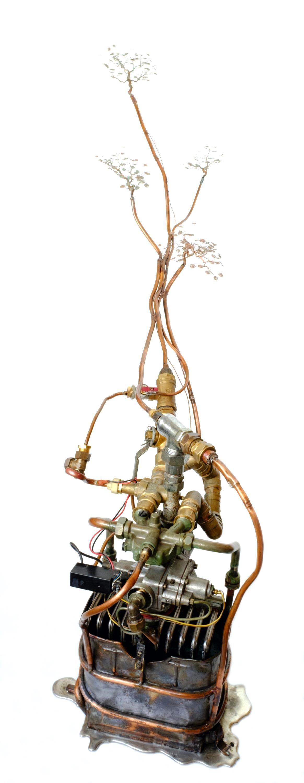 鐵樹 2016 Metal Tree 2016(detail)