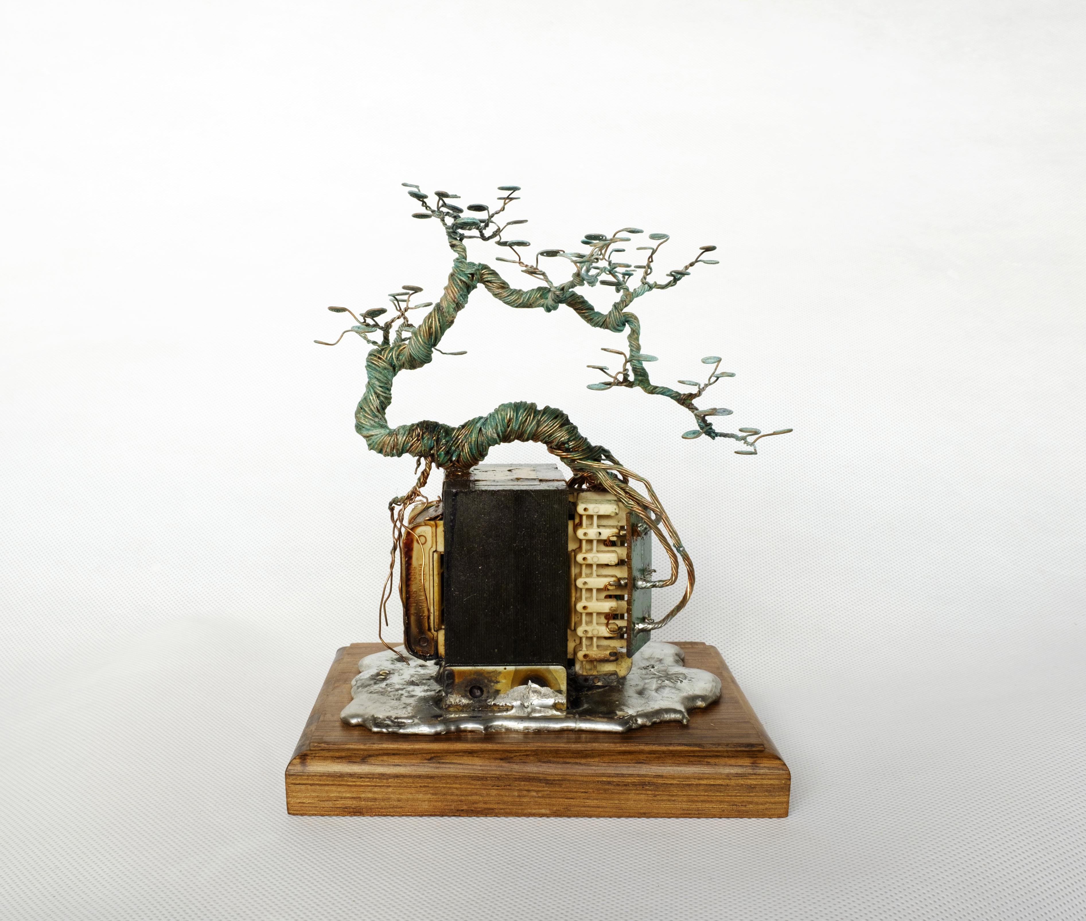「鐵樹」 Metal Tree III