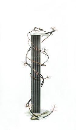 「鐵樹」 Metal Tree V