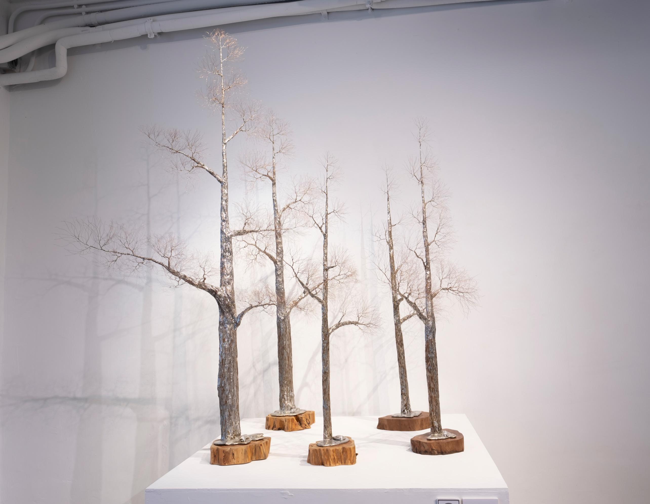 鐵樹 Metal Tree XVIII (A set of 5)