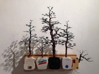 《種樹》- 贈佑森
