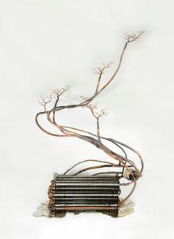 「鐵樹」 Metal Tree IV