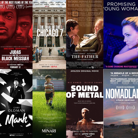 Predicting the Winners of the 93rd Academy Awards