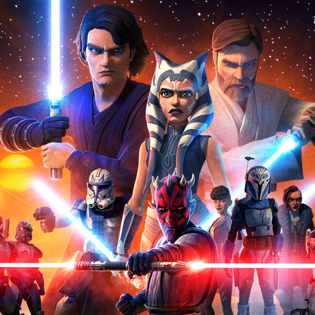 THE CLONE WARS Final Season: Did the Wait Help or Hurt?