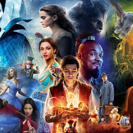 Disney's Live Action Strategy: A Discussion Plus 5 wise choices for potential remakes