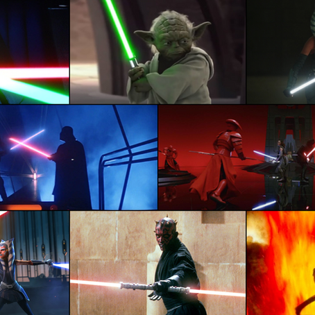Every Star Wars Lightsaber Duel RANKED