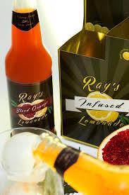 Ray's Infused Lemonade
