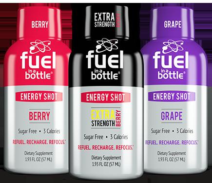 fuel energy shot