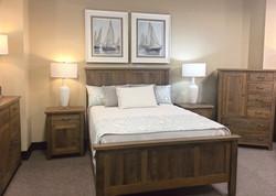 Oak Island Bedroom