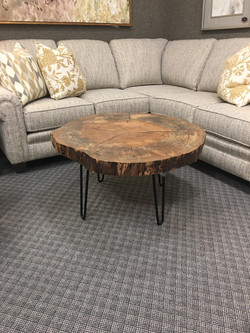 Spalted Sycamore Coffee Table