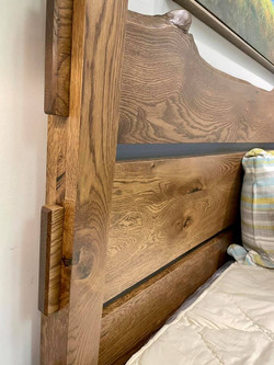 Wrightsville King Bed (Detail)