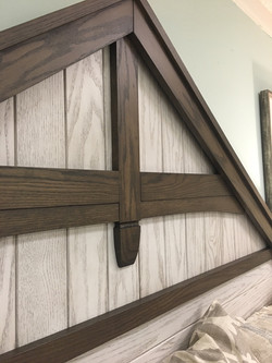Pea Island Bed Detail