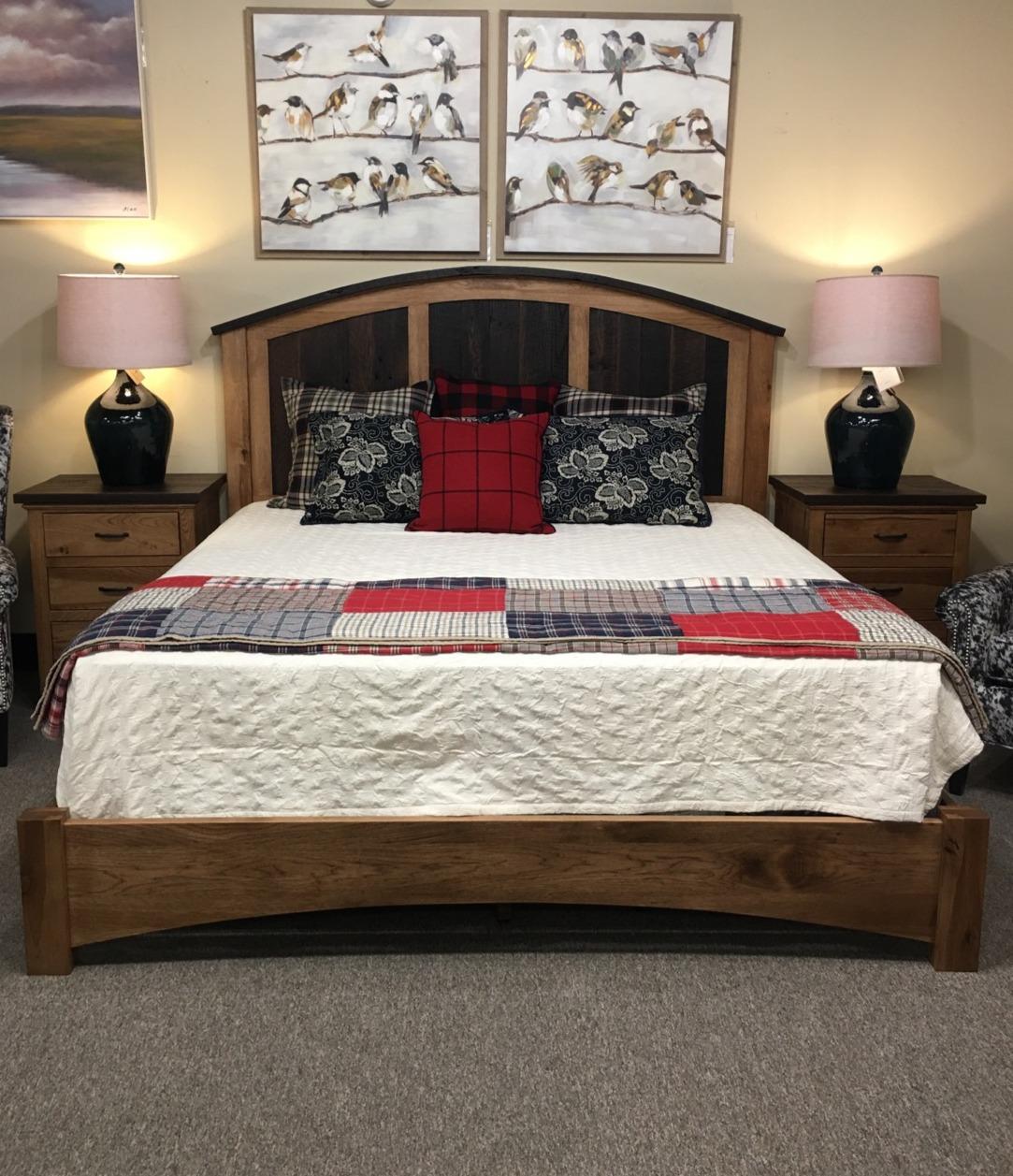 Lewiston Bed