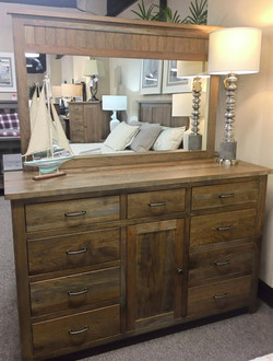 Oak Island Dresser