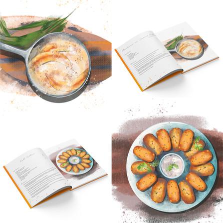 Tanzanian Family Recipe Book, 2020