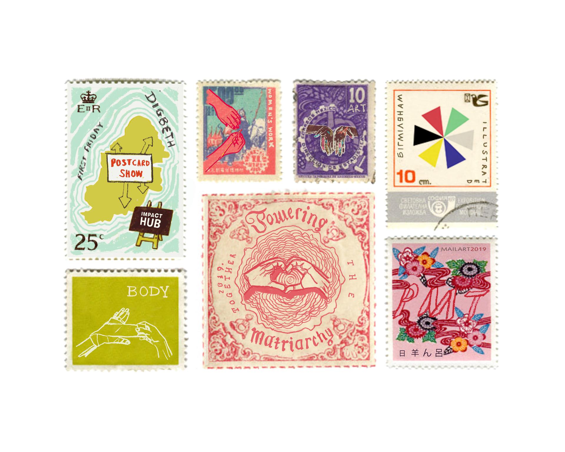 PMT Postcard Exhibition