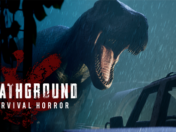 Deathground: Answering the Dino Crisis Call