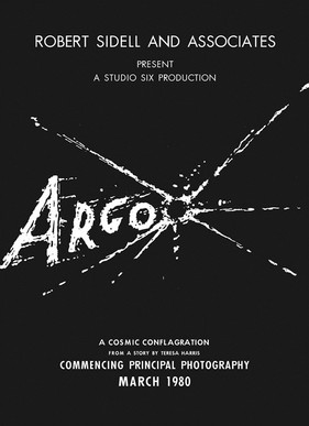 Argo Promotional Material