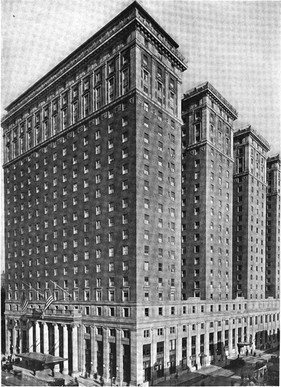 The Statler Hotel, NYC