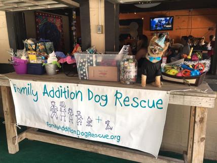 Dog Bar Event