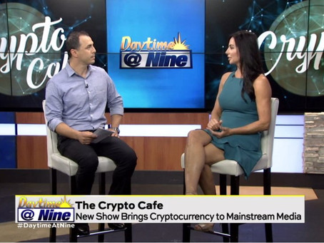GNY Featured @CryptoCafeTV