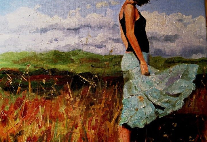 Texas Winds - sold