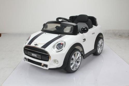 Bmw Mini Cooper Elektrische Accu Voertuig Kinder Auto Met Mp3