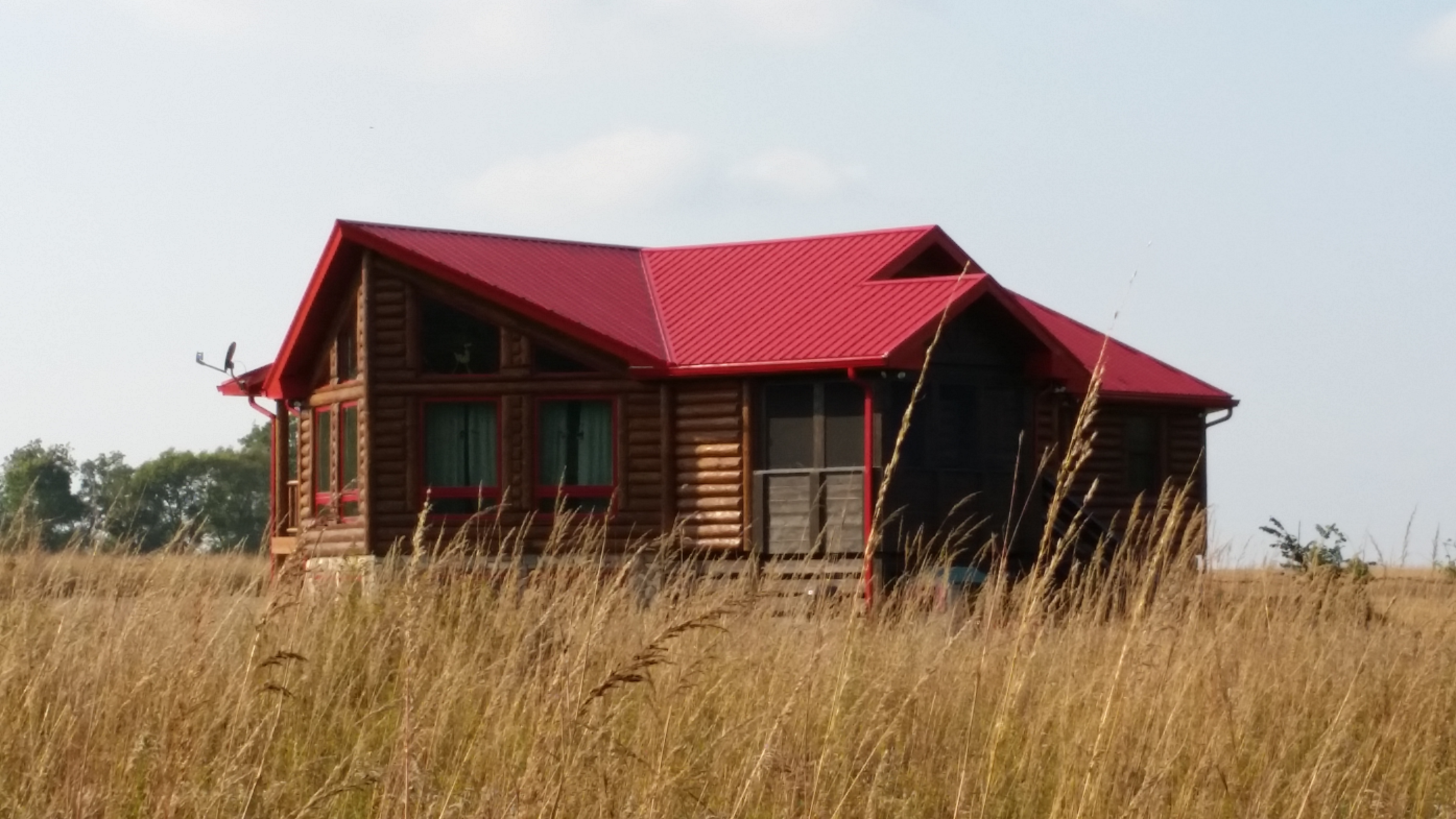 Log Home Cabin Illinois