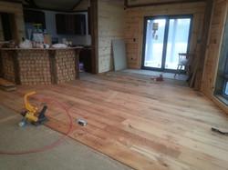 Nailing Floor