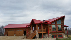 Log Homes and Cabins PerfectLogHomes.com