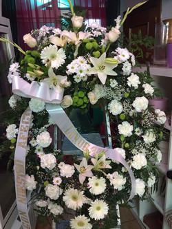Flores Navalcarnero Corona Funeraria