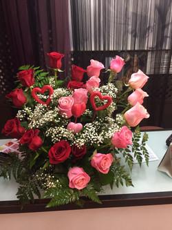 Flores Navalcarnero Rosas