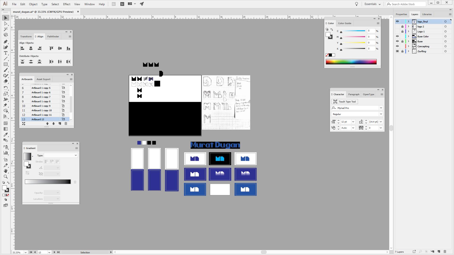 Drafting Illustrator 1