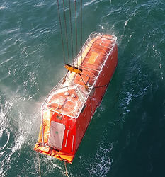Lifeboat test and certification