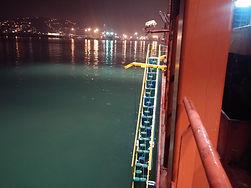 Load test Accommodation Ladder